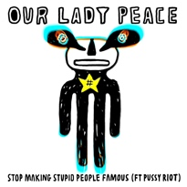 Our Lady Peace and Pussy Riot Made a Song Together