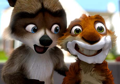 Over the Hedge Tim Johnson and Karey Kirkpatrick