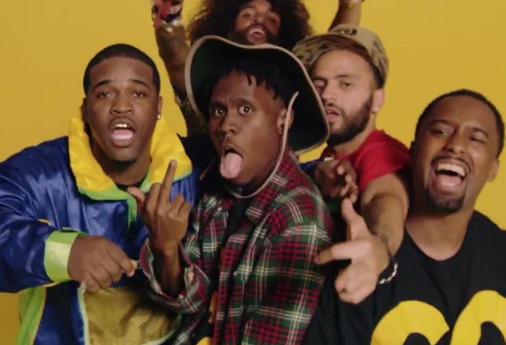 """OverDoz. """"Fuck Yo' DJ!"""" (ft. A$AP Ferg) (video)"""
