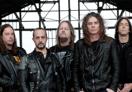 Thrash Legends Overkill Explain the Military Inspirations Behind 'White Devil Armory'