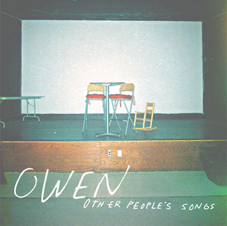 Mike Kinsella Details Owen Covers Album 'Other People's Songs'