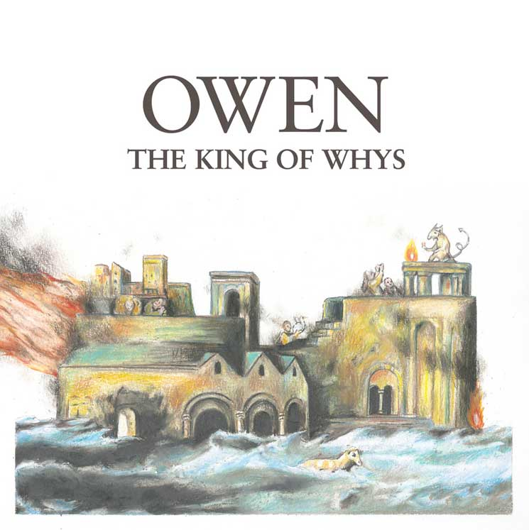 Owen Returns with 'The King of Whys'