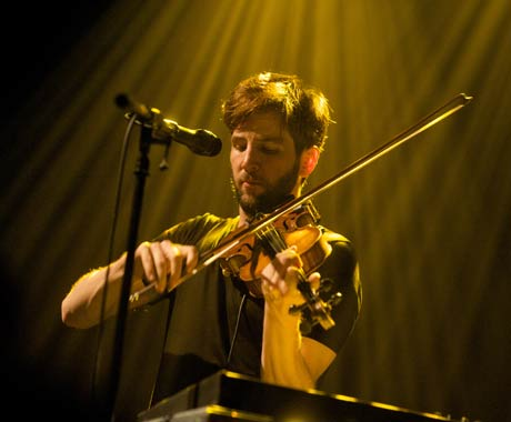 Owen Pallett Imperial, Vancouver BC, September 9