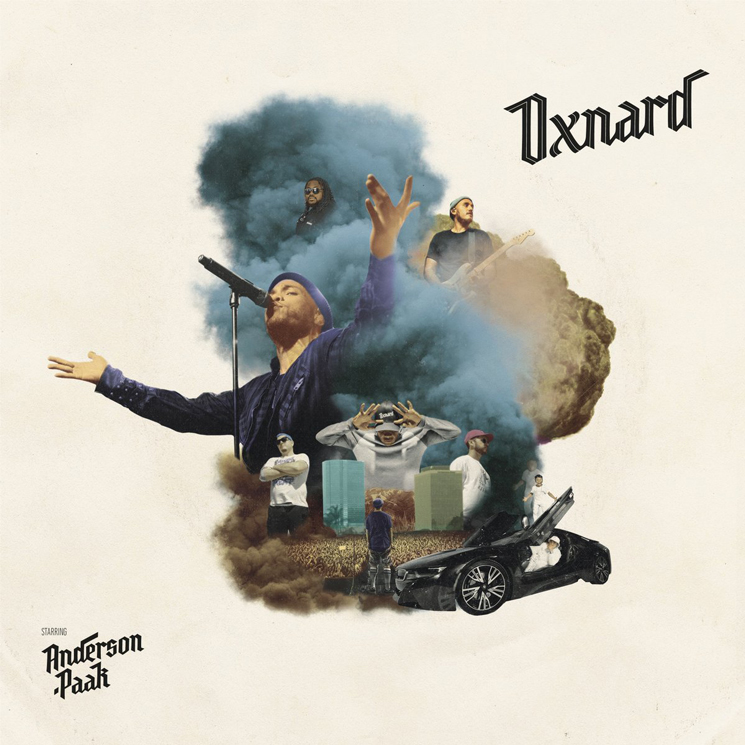 Anderson .Paak Gets Q-Tip, Dr. Dre, J. Cole for 'Oxnard' LP