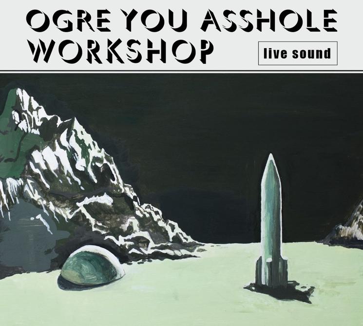 Ogre You Asshole 'Workshop' (album trailer)