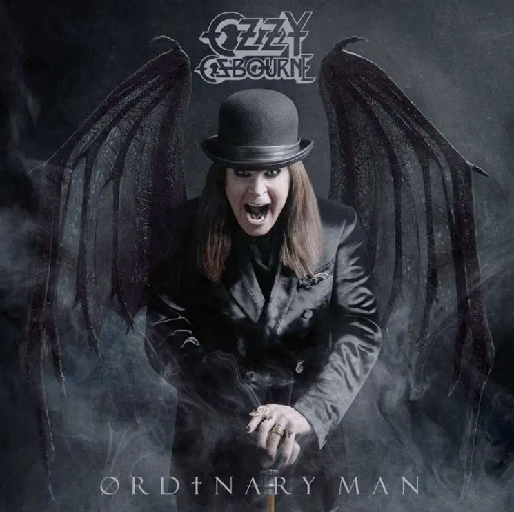 Here's the Album Cover to Ozzy Osbourne's 'Ordinary Man'