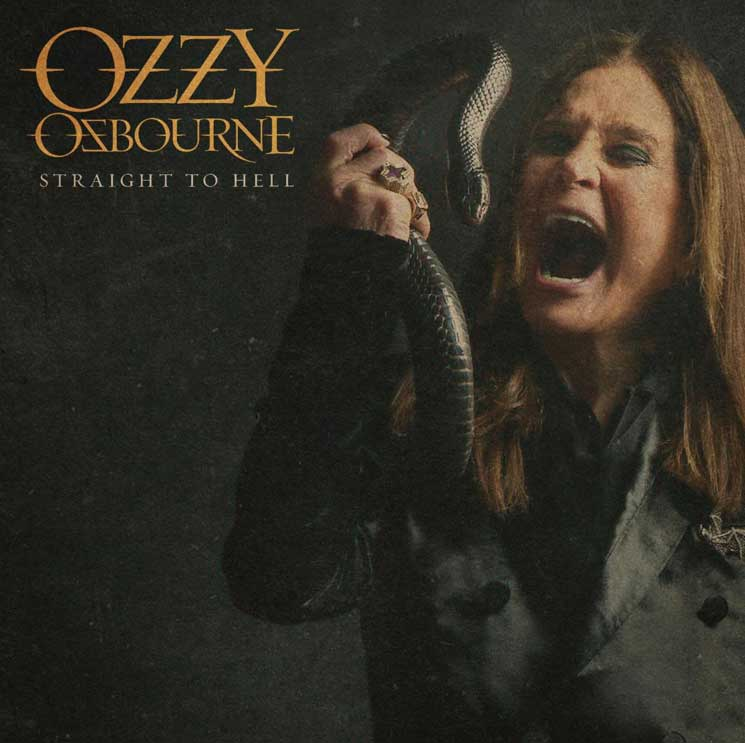 "Ozzy Osbourne Takes Us ""Straight to Hell"" with New Single"