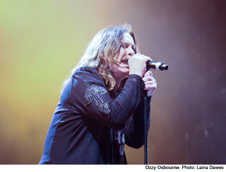 Ozzy Osbourne / Halford Air Canada Centre, Toronto ON November 27