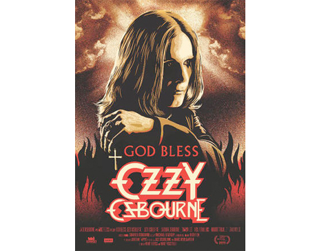 'God Bless Ozzy Osbourne' Documentary Headed for DVD