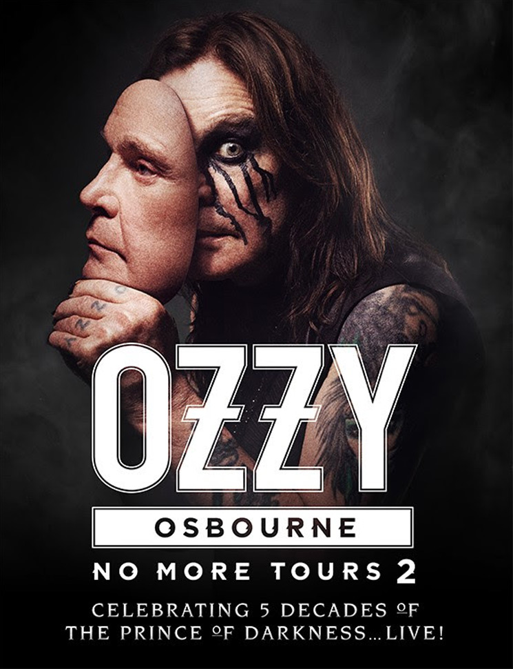 Ozzy Osbourne Cancels More Overseas Dates