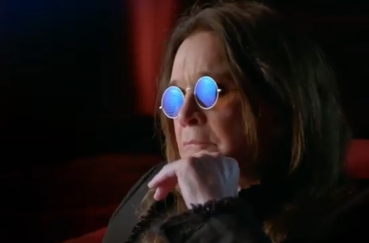 Ozzy Osbourne Is Working on His New Album with Members of Metallica, Foo Fighters and RHCP