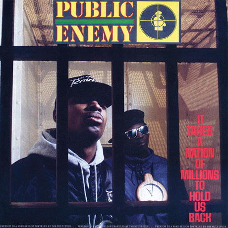 Public Enemy Treat 'It Takes a Nation of Millions to Hold Us Back' and 'Fear of a Black Planet' to Expanded Reissues