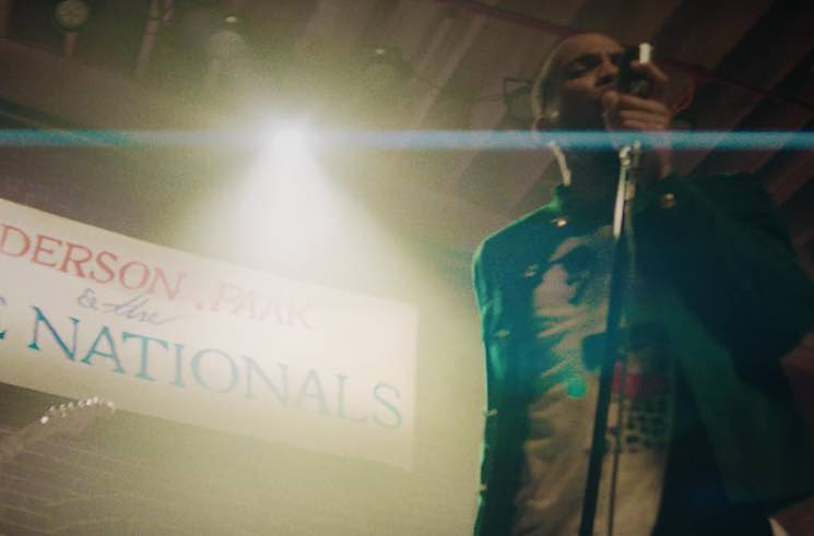 Anderson .Paak 'Come Down' (video)
