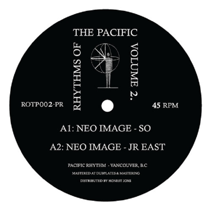 Various Artists 'Rhythms Of The Pacific Vol. 2' (EP stream)