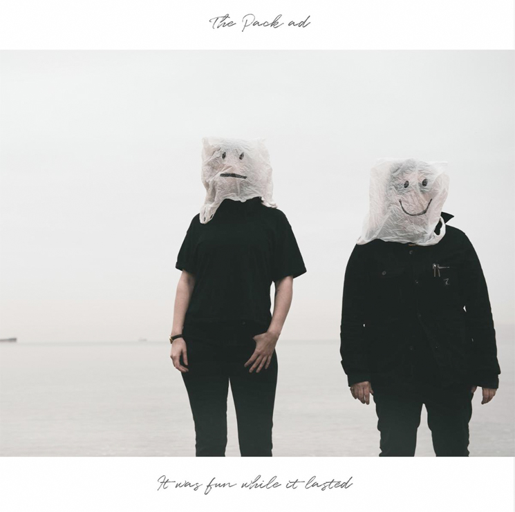 The Pack A.D. Go Out in Style on 'It was fun while it lasted'