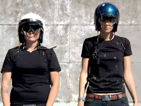 The Pack A.D. 'Cobra Matte' (video)
