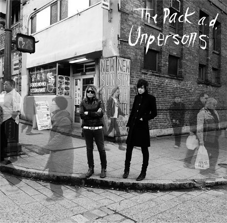 The Pack A.D. 'Unpersons' (album stream)