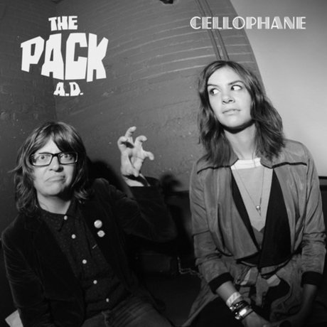 The Pack A.D. 'Cellophane'
