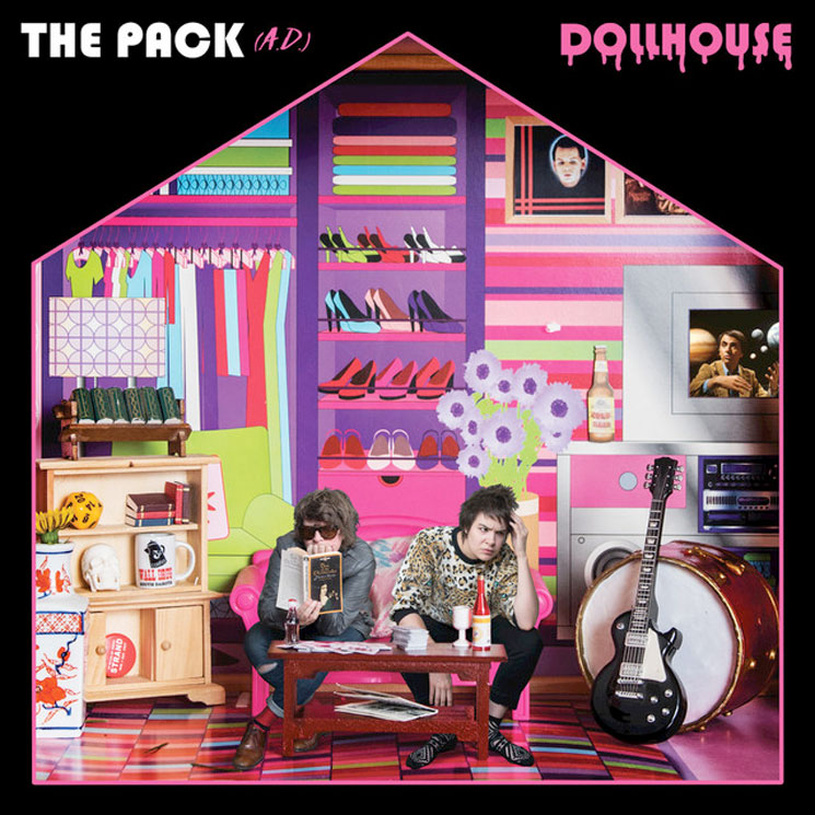 The Pack A.D. Dollhouse