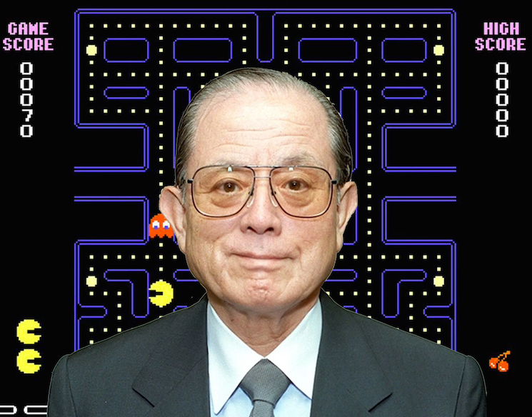 "Namco Founder and ""Father of Pac-Man"" Masaya Nakamura Dead at 91"