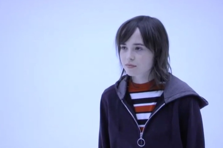 "Partner ""The 'Ellen' Page"" (video)"