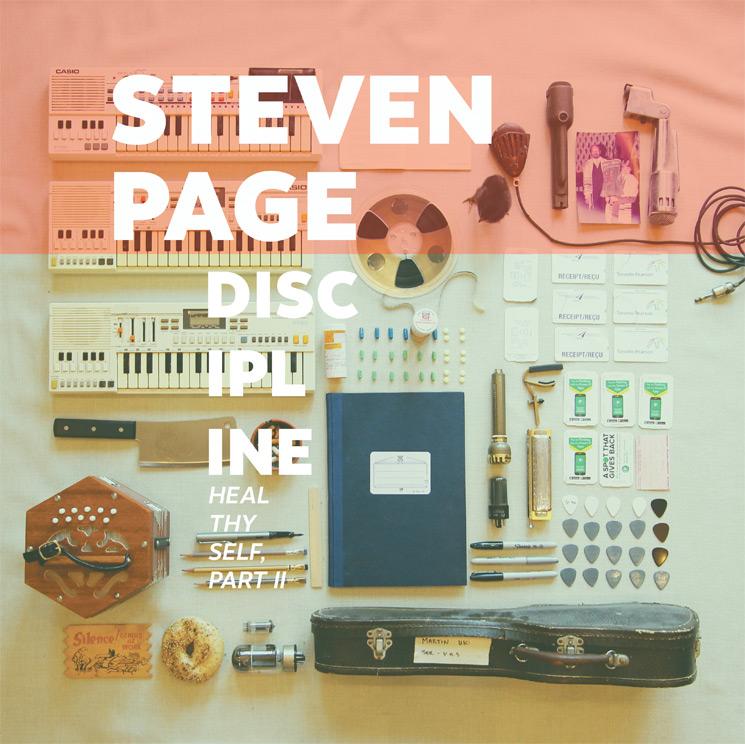Steven Page Discipline: Heal Thyself, Pt. II