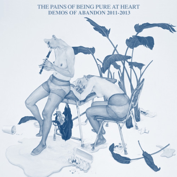 """The Pains of Being Pure at Heart """"Hell"""" / """"A Light"""" (demos)"""