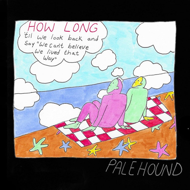 Palehound Wonder 'How Long' This Will Last on New Single