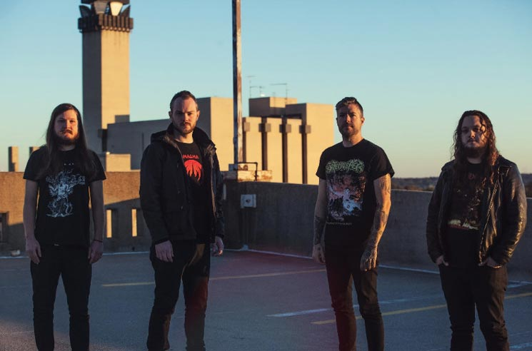 "Hear Pallbearer Cover Pink Floyd's ""Run Like Hell"""