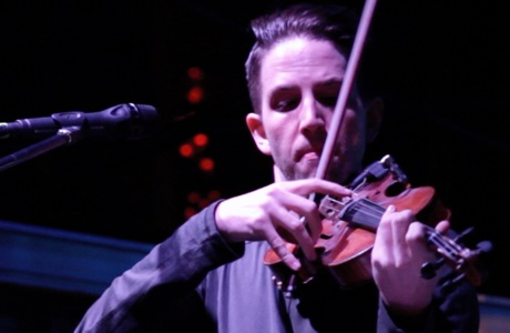 Owen Pallett Performs 'Scandal at the Parkade' Live from Supercrawl 2012