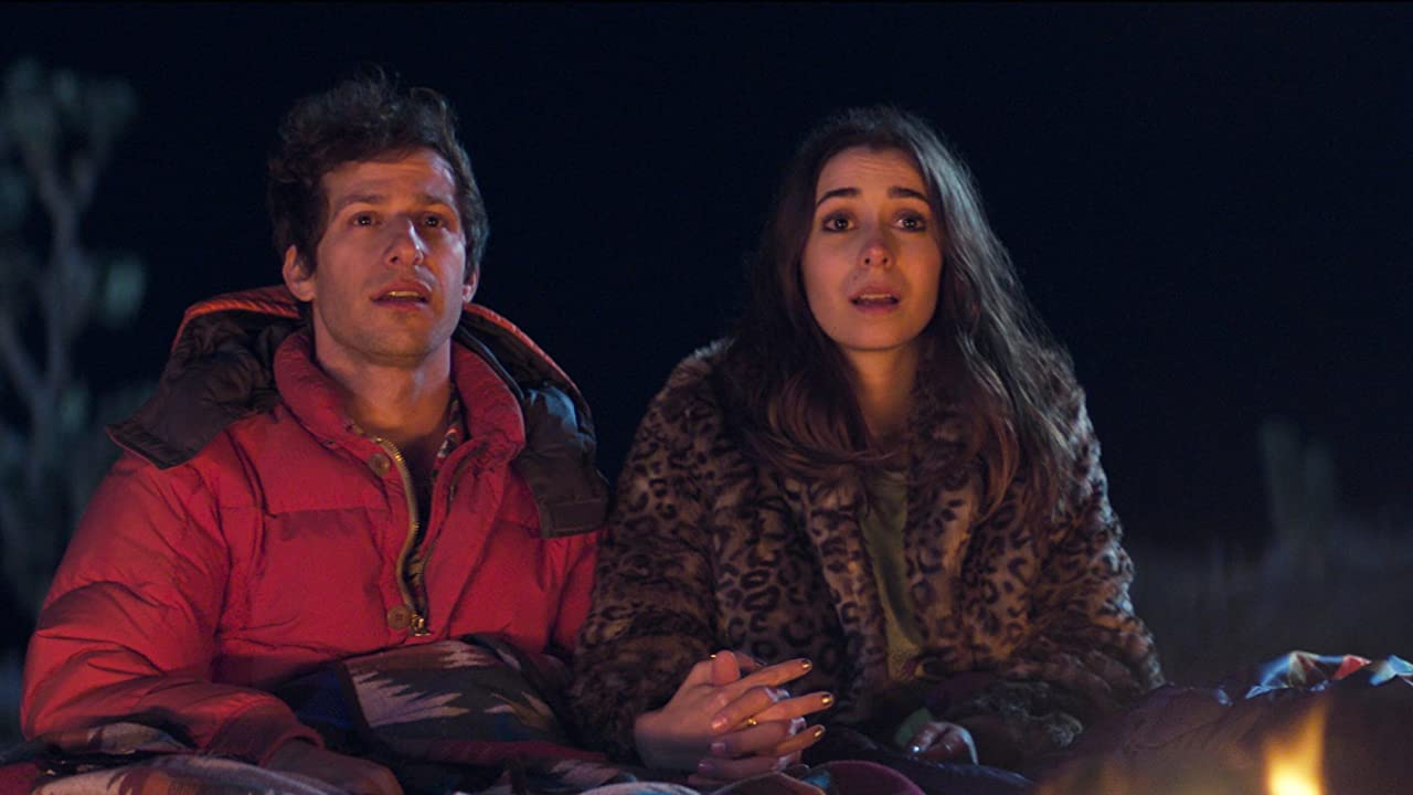 Andy Samberg's 'Palm Springs' Puts a Nihilistic Twist on the Time-Loop Genre Directed by Max Barbakow