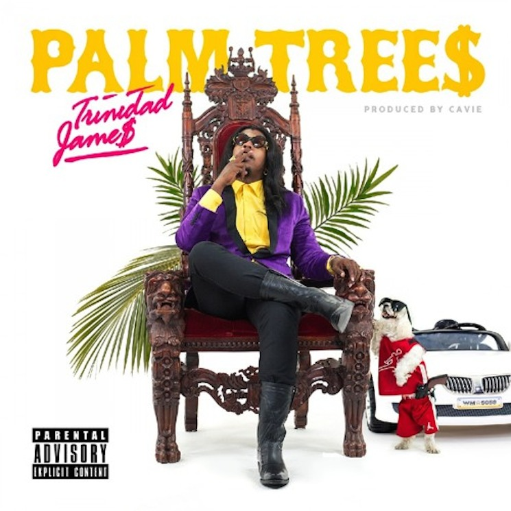 "Trinidad Jame$ ""Palm Trees"""