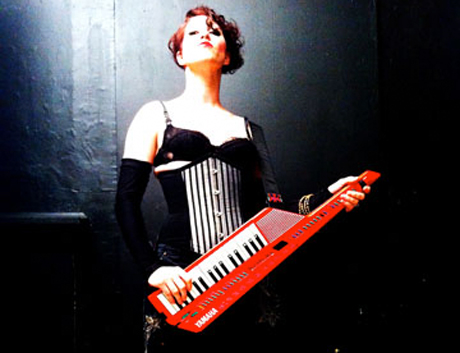 Amanda Palmer Reveals Plans for New Solo Album, Rolls Out Tour and Art Exhibition