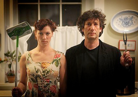 Amanda Palmer and Neil Gaiman Give Their 'An Evening With' Live Album a Wide Release, Unveil Deluxe Pre-Order Packages