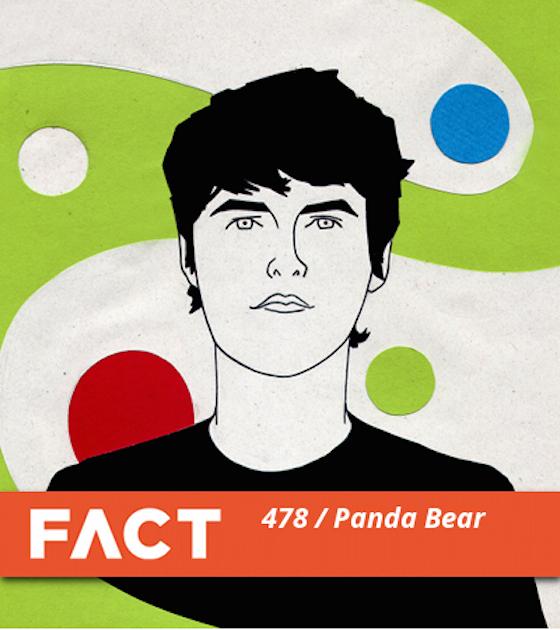 Panda Bear 'FACT Mix 478'