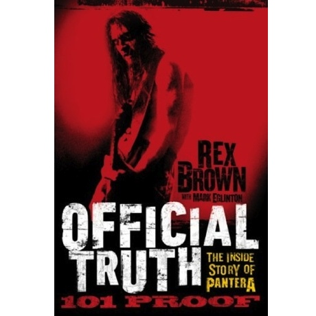 Pantera's Rex Brown Sets March Date for Memoir