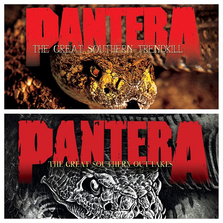 Pantera Celebrate 20th Anniversary of 'The Great Southern Trendkill' with Expanded Reissue