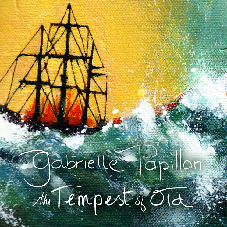 Gabrielle Papillon Battles 'The Tempest of Old' on New LP