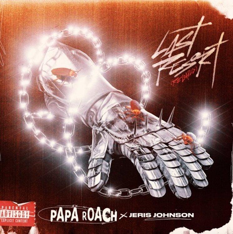 Papa Roach Enlist TikTok Star Jeris Johnson for 'Last Resort (Reloaded)'
