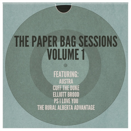 Various 'The Paper Bag Sessions Vol. 1'