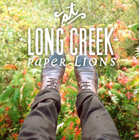 Paper Lions 'At Long Creek' (EP stream)