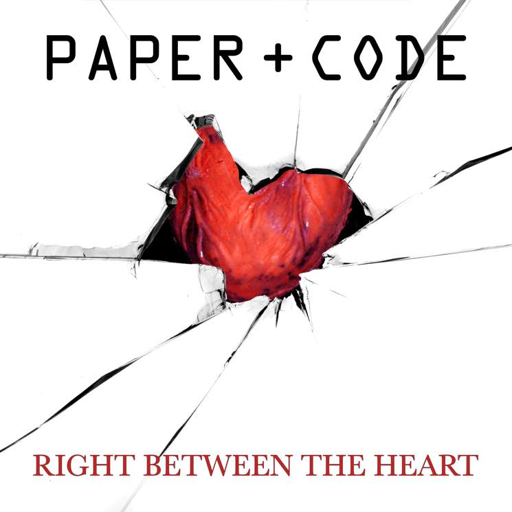 "Paper + Code ""Right Between the Heart"""