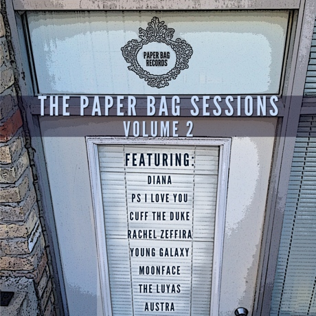 Various 'The Paper Bag Sessions Volume 2'