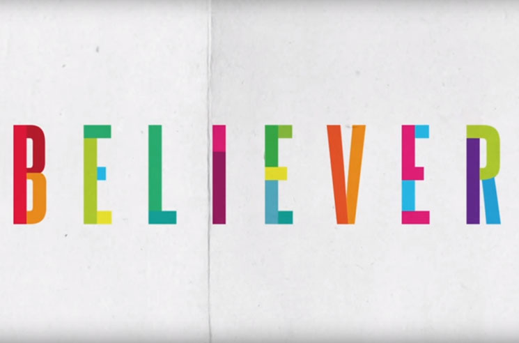 "Paper Lions ""Believer"" (lyric video)"