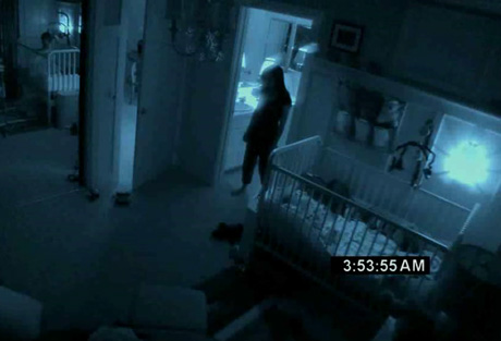 Paranormal Activity 2 Tod Williams