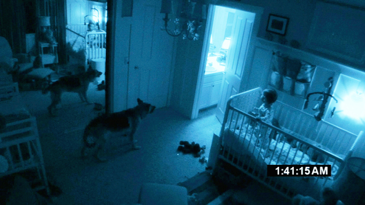 'Paranormal Activity' Is Becoming a Virtual Reality Game