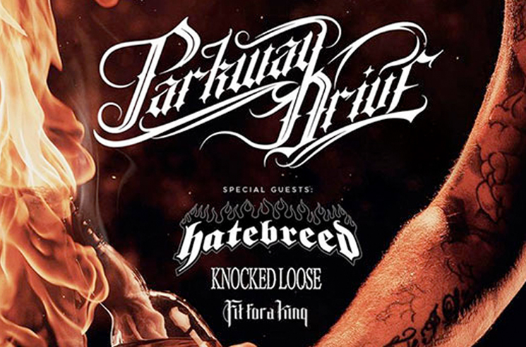 Parkway Drive, Hatebreed and Knocked Loose Unveil North American Tour