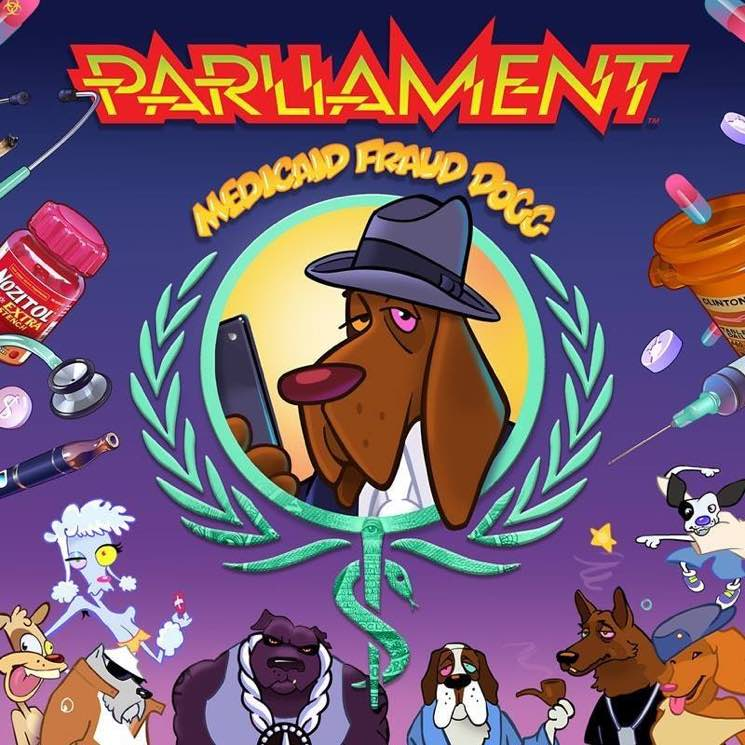 ​George Clinton's Parliament Release New Album 'Medicaid Fraud Dogg'