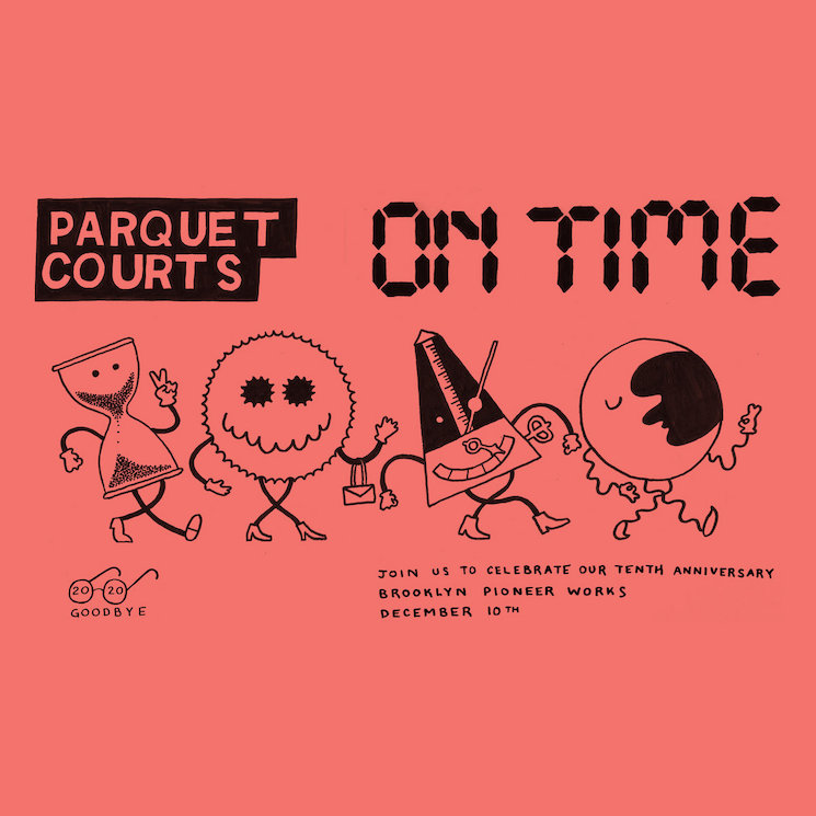 Parquet Courts Announce 10th Anniversary Livestream, Unearth 'Hey Bug'