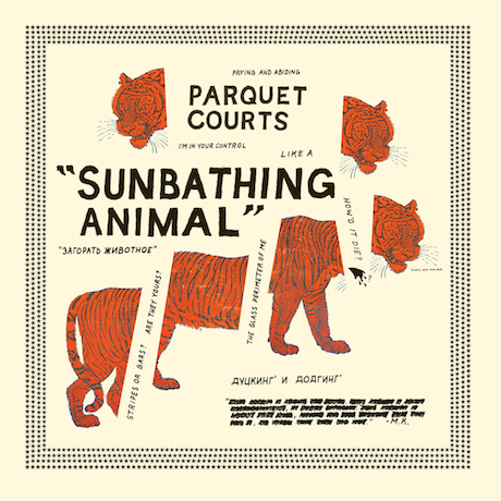 "Parquet Courts ""Instant Disassembly"""